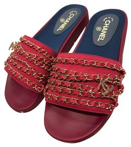 af50992a4a67 Women s Pink Chanel Shoes - Up to 90% off at Tradesy
