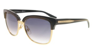 Gucci NEW Gucci GG 4246/S Brown Metal Wayfarer Sunglasses