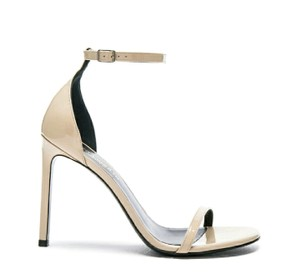 Saint Laurent Ysl Beige Sandals