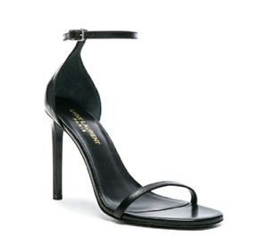 Saint Laurent New Black Sandals