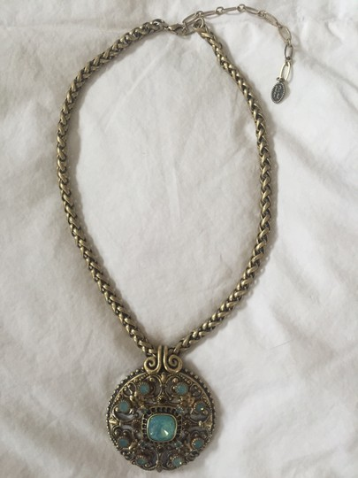 Michael Golan Adjustable Pendant Necklace