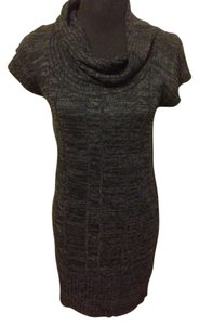 Ambiance Apparel short dress Heather Grey on Tradesy