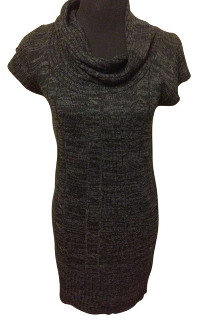 Preload https://item4.tradesy.com/images/ambiance-apparel-heather-grey-knee-length-short-casual-dress-size-12-l-203133-0-0.jpg?width=400&height=650