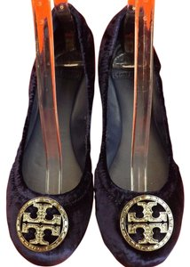 Tory Burch Blue Notte Flats