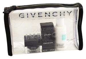 Givenchy NEW! Givenchy Parfums Gift Toiletry Cosmetic Makeup CLEAR Bag NEW