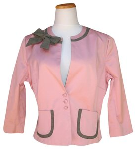 Phoebe Couture Pink Blazer