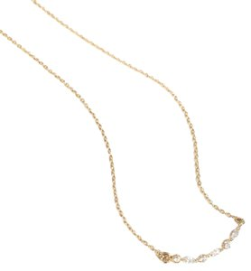 Elliot Francis Marquise Diamond Choker Necklace