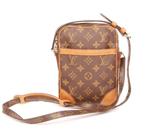Louis Vuitton Monogram Danube Cross Body Bag