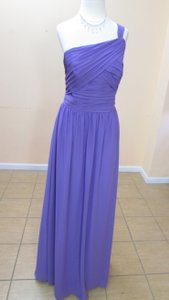 Alfred Angelo Purple 7358l Dress