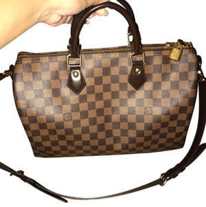 Louis Vuitton Gold Hardware Shoulder Bag