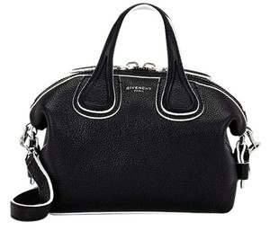 Givenchy Nightingale Satchel in black