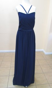 Alfred Angelo Navy 7360l Dress