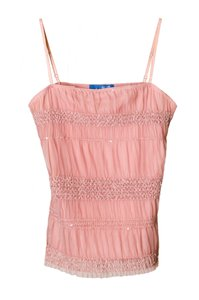 dELiA*s Night Out Sequin Top Pink