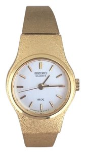 Seiko SEIKO Ladies SX Watch in a Gold Color