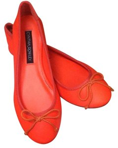 Cynthia Rowley Orange Flats