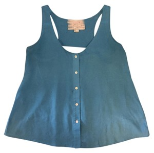 Rory Beca Top Blue, Grey