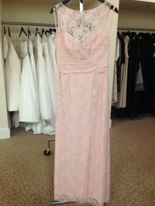 Amsale Blush G843l Dress
