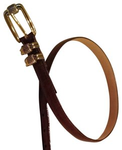 Brighton Brighton Classics Brown Belt 32 M L