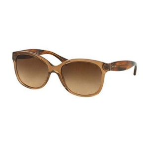 Ralph Lauren RA5191-138013 Wayfarer Women's Brown Frame Brown Lens 55mm Sunglasses