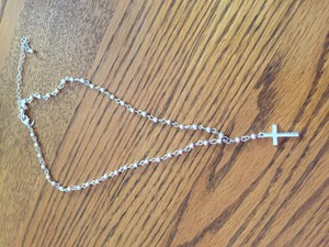 Avon Avon cross necklace