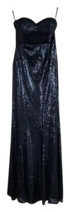 Lulu*s Gown Sequin Strapless Mermaid Dress