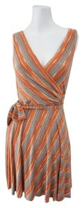 Bailey 44 short dress Orange 44 Wrap on Tradesy