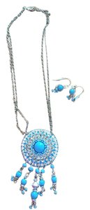 Other Dream catcher necklace and earring set