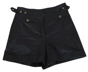 Burberry Dress Shorts Black