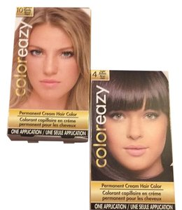 Coloreazy Coloreazy Permanent Hair Color