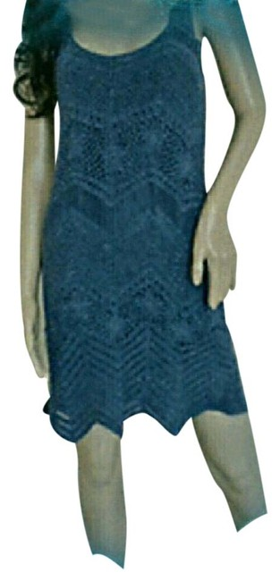 Preload https://img-static.tradesy.com/item/20316001/gryphon-dark-blue-crochet-new-york-above-knee-night-out-dress-size-8-m-0-1-650-650.jpg