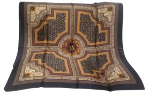 Louis Vuitton Brand New Authentic Louis Vuitton Silk Scarf