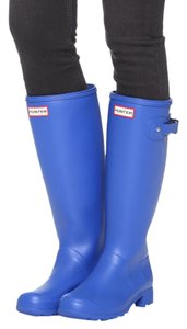 Hunter Cobalt Blue Boots