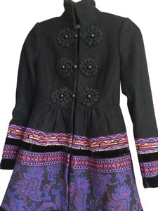Plenty by Tracy Reese Embroidered Coat