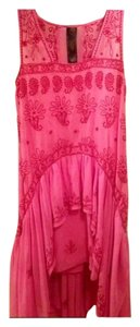 Pink coral Maxi Dress by Free People