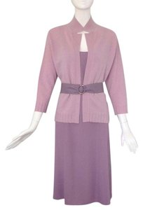 Eileen Fisher short dress Lavender on Tradesy