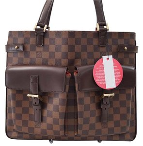 Louis Vuitton Damier Uzes Ebene Shoulder Bag