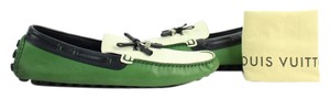 Louis Vuitton Mocassins Loafers Driving Monte Carlos Monte Carlo Tricolor Flats