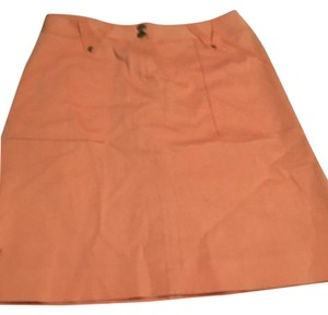 Worth new york Mini Skirt Orange