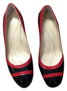 Kate Spade black and red Pumps