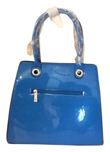 Alyssa Satchel in Blue