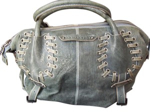 Lamarthe Paris Satchel in Grey