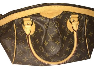 Louis Vuitton Satchel in Classic LV Monogram