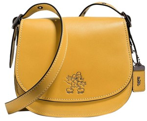 Coach Sold Out Limited Edition Cross Body Bag