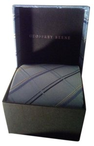 Geoffrey Beene Geofrey Beene new blue tie in box