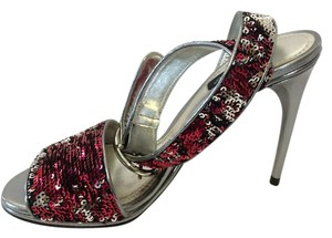 Dolce&Gabbana Red, Silver Formal