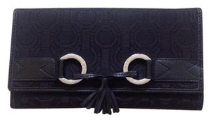 Lancel Beautiful wallet with leather trim
