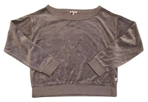 Juicy Couture Velour Pullover Sweater