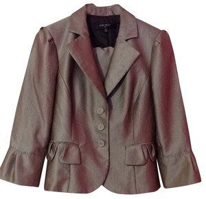 Nine West Beautiful Taupe Nine West Suit Set