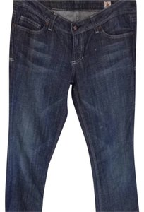 People's Liberation Boot Cut Jeans-Medium Wash