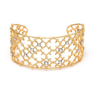 Alexis Bittar Studded Lace